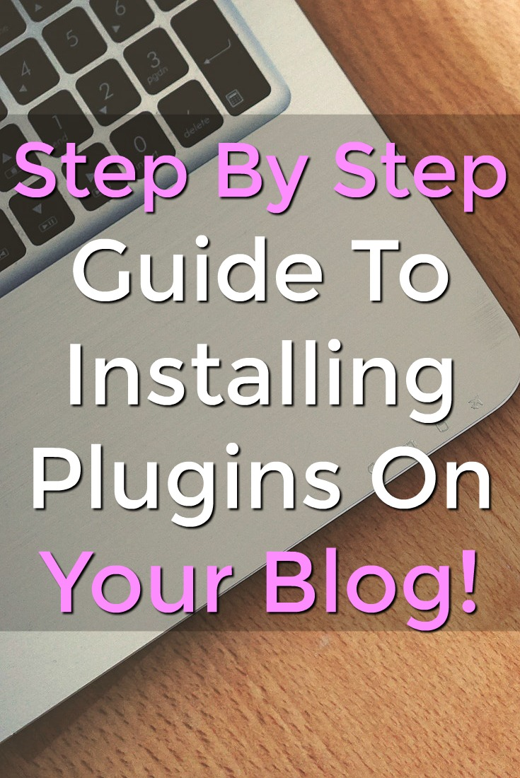 Are you a blogger? Here's a step by step guide on how to add plugins to your blog and the essential plugins you need to be successful!