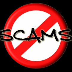 work at home scams list