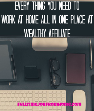 Learn How Wealthy Affiliate Can Give You the Tools to Start Your Own Online Business and Work From Home!