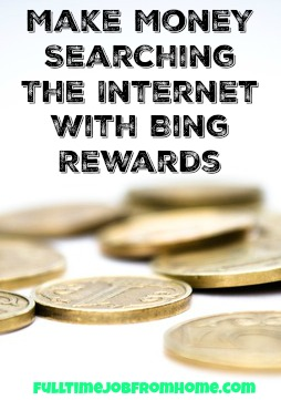 Learn How You Can Make Extra Cash Just By Using the Bing Search Engine and Taking Advantage Of Bing Rewards!