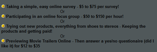 paid student surveys review