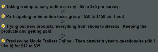 paid student surveys review