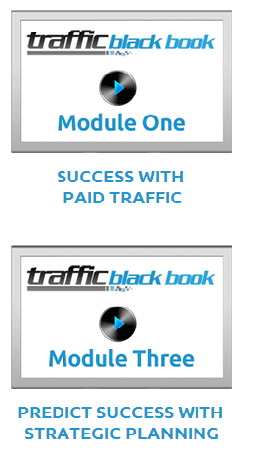 traffic blackbook 2 training