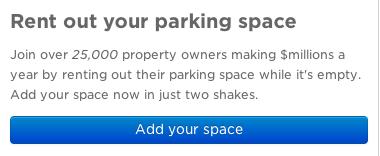 justpark scam