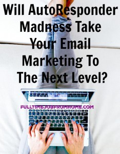 If you're looking to increase the effectiveness of your email marketing, AutoResponder Madness may be able to help! Learn what it takes to take you email marketing to the next level