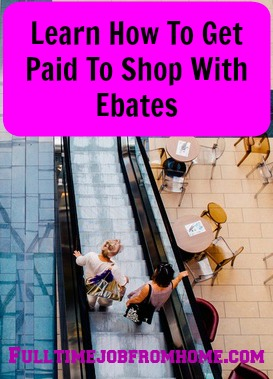 Learn How You Can Get Paid To Shop Online and In-Store with Ebates and the Ebates App. Plus get $10 just for signing up!