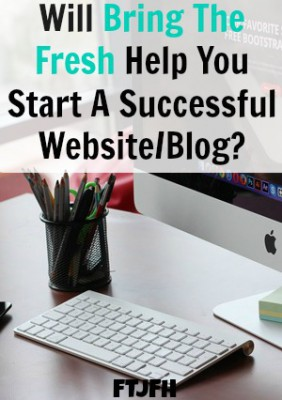 Will Bring The Fresh Help You Reach Your Blogging Dreams or is it just another niche website product?