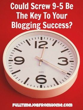 If you're trying to blog and not seeing the success you want, Screw 9-5 Could be the product you need to achieve the results you want!