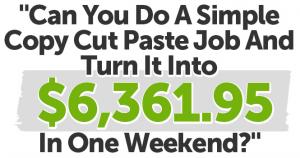 Copy Paste Income