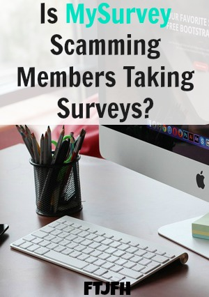 Is MySurvey A Legitimate Paid Survey Site or Is It Scamming Its Members? You can find out in my review