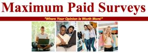 maximum paid surveys scam