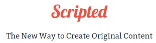 scripted.com review