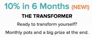 dietbet transformer challenge