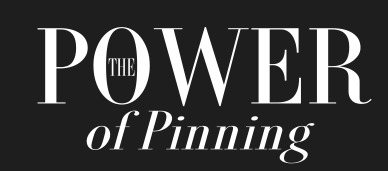 the power of pinning review