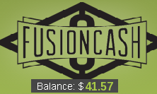 fusion cash payment