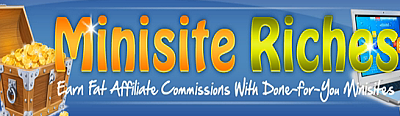 minisite riches review