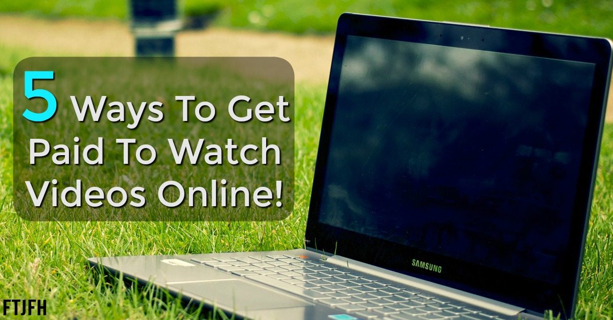 Do you watch videos online? Bet You Don't Get Paid To Watch Them, Here's 5 Free Sites That Will Pay You To Watch Videos!