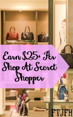 Learn How You Can Get Paid To Mystery Shop at Secret Shopper. Most Shops Pay $25 or More!