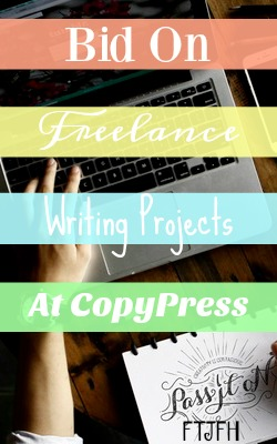 Are you a freelance writer? Learn how you can pick up freelance writing work at CopyPress!