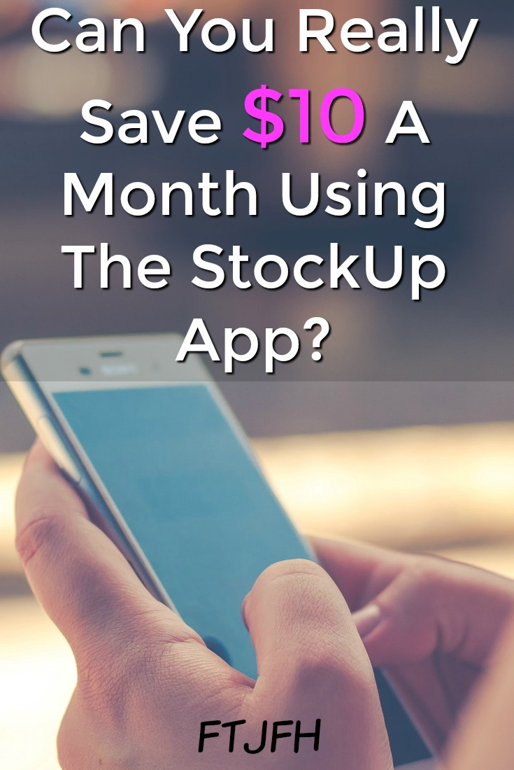 Learn how you can save money using the stock up app! But is it really the best app to use to save money while you shop?