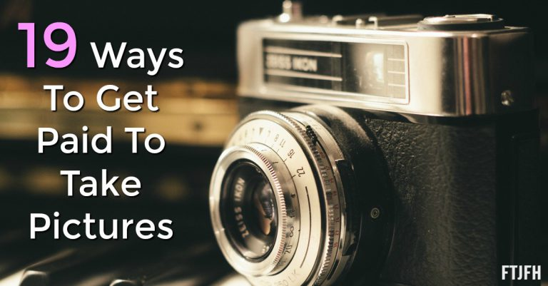 Check out these 19 sites that will pay you to take pictures! Upload your photos for sell, take specific pictures from buyers request, and make money for your photos!
