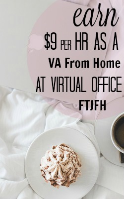 Learn How You Can Work At Home and Make $9 an Hour As a VA for Virtual Office VA!