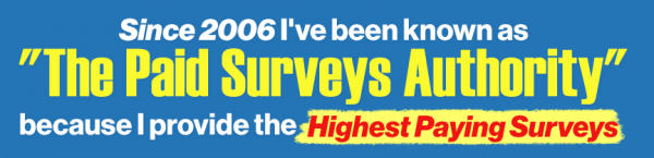 paid survey authority legit