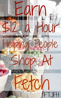 Learn How You Can Work At Home and Get Paid $12 HR Helping People Shop!