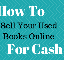 how to sell your used textbooks online for cash