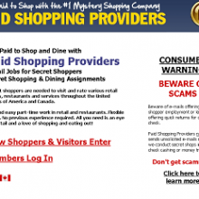 paid shopping providers scam review