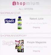 shopmium offers