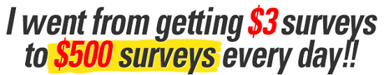 take surveys for cash legit