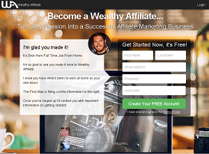 wealthy affiliate review it is legit and scam free!