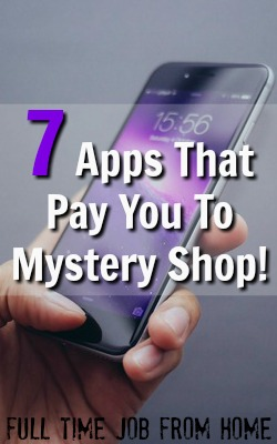 These 7 Apps Will Pay You To Visit Stores, Check Prices, Talk To Employees, and Much More! Get Paid Via PayPal!