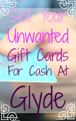 Learn How You Can Get Rid Of Unwanted Gift Cards For Cash At Glyde!