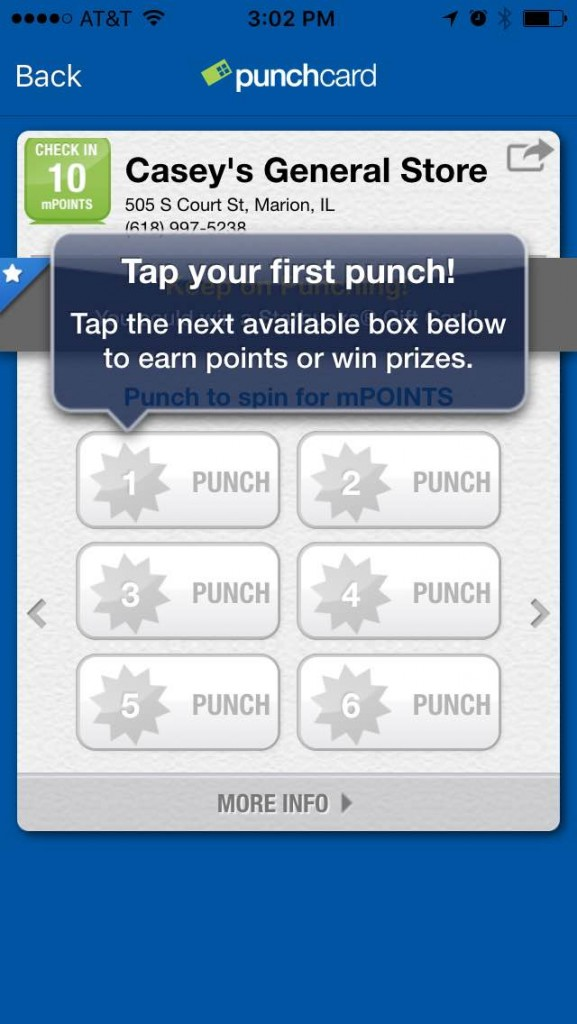 punchcards app review punchcards