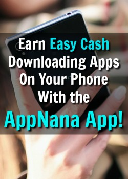 Learn How You Can Get Paid To Download Apps On Your Smartphone Just By Downloading The AppNana App!