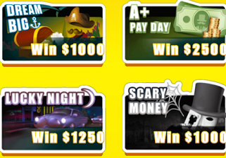 luckyday app review scratchers