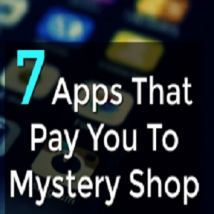 7 Scam Free Mystery Shopping Smartphone Apps That Pay!