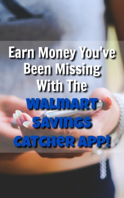 Do You Shop at Walmart? Did you know you could be saving money by using their Walmart Savings Catcher App?