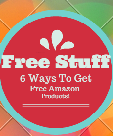 Learn 6 Easy and Legitimate Ways To Get Free Amazon Products In Exchange for A Review!