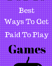 Top 10 Best Ways To Get Paid To Play Games Online