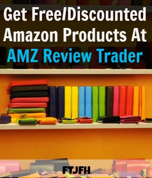 Learn How You Can Get Free & Discounted Amazon Products In Exchange For Product Reviews at AMZ Review Trader!