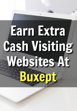 Learn How You Can Get Paid Extra Cash Just By Visiting Websites At Buxept!