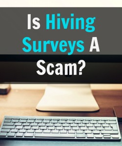 Is Hiving Surveys A Scam or One Of The Best Paid Surveys Sites I've Reviewed?