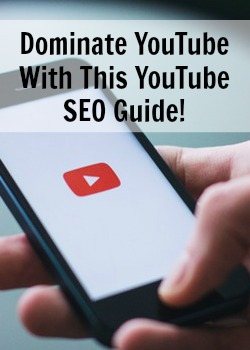 Looking To Post Videos On YouTube. Use this YouTube SEO Guide To Get Your Videos Ranked #1 For Your Keyword!