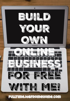 Learn How You Can Build Your Own Online Business With My Help For Completely Free!