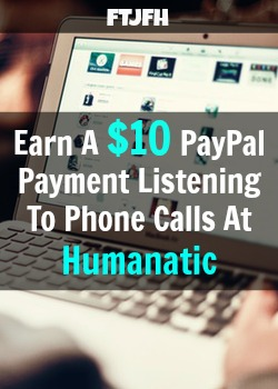 Learn How You Can Get Paid To Listen To Phone Calls and Categorize them at Humanatic!