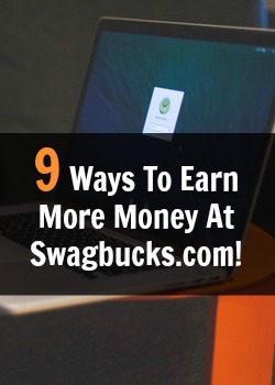 Use this Swagbucks Earning Guide To Learn 9 Ways To Maximize Your Earnings at Swagbucks!