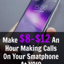 Learn How You Can Get Paid $8-$12 an hour making phone calls directly from your smartphone with the VOIQ App!